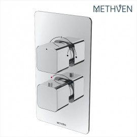 Kiri Con Therm Mixer Vlv with Integral Diverter (2 outlets)
