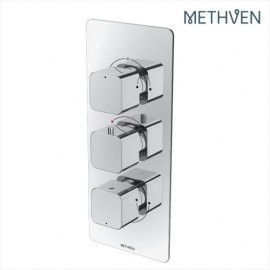 Kiri Con Therm Mixer Vlv with Integral Diverter (3 outlets)