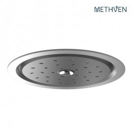 Kiri satinjet flush mounted shower