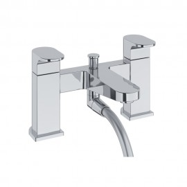 Amio Deck Mounted Bath Shower Mixer