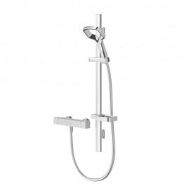 Rua Aurajet Cool to Touch Bar Mixer Shower Kit