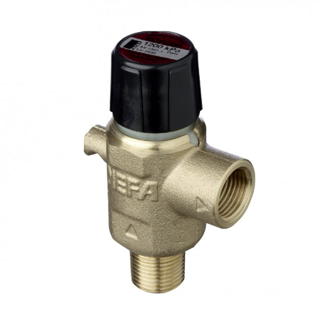 Expansion Control Valve 15mm - 1200kPa