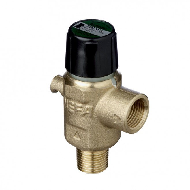 Expansion Control Valve 15mm - 850kPa - Hangsell