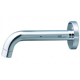 Minimalist Wall Mounted Bath Spout - 160mm (Fixed-Fit)