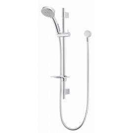 Amio 5 Function Rail Shower
