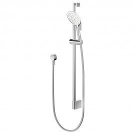 Easy-Click 3 Function Telescopic Rail Shower
