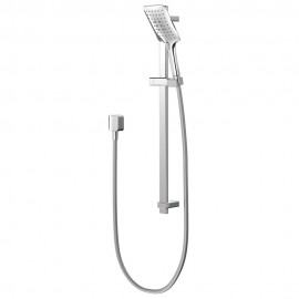 Easy-Click 3 Function Rail Shower