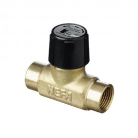 Non Return Isolating Valve 15mm Female - Hangsell