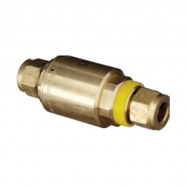Pressure Limiting Valve 15mm Male Compression - 350kPa