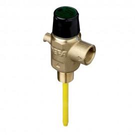 Pressure & Temperature Relief Valve 15mm - 1000kPa