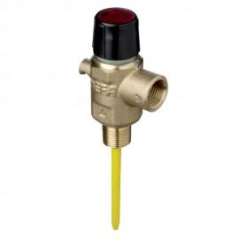 Pressure & Temperature Relief Valve 15mm - 1400kPa