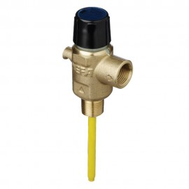 Pressure & Temperature Relief Valve 15mm - 850kPa