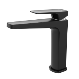 Waipori Sink Mixer (Matte Black)