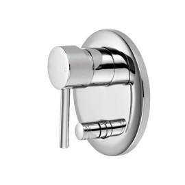 Echo Minimalist Shower Mixer with Diverter