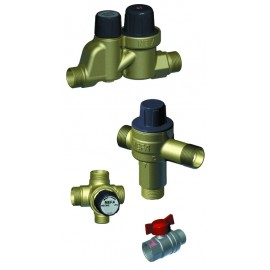NEFA Mains Pressure Installation Pack