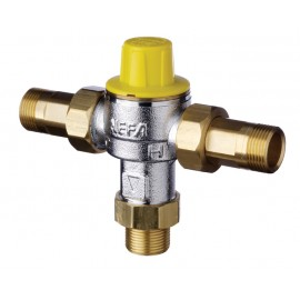 NEFA High Performance Solar Tempering Valve