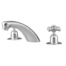 Belaire Pillar Mounted Bath Faucet