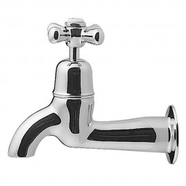 Belaire Bath Tap with Standard Disk