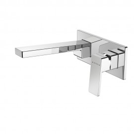 Blaze Wall Mounted Single Lever Mixer